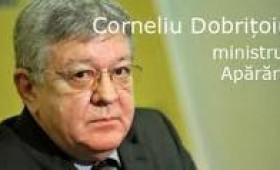 Interviu cu Ministrul Apărării Corneliu Dobrițoiu