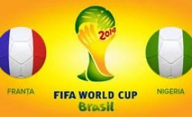 Franţa -Nigeria, un meci care trebuia văzut