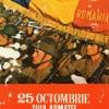Ce sărbătorim pe 25 Octombrie?