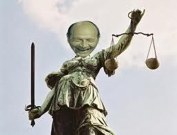 Justitia si Basescu