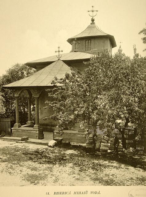 13. mihai voda biserica