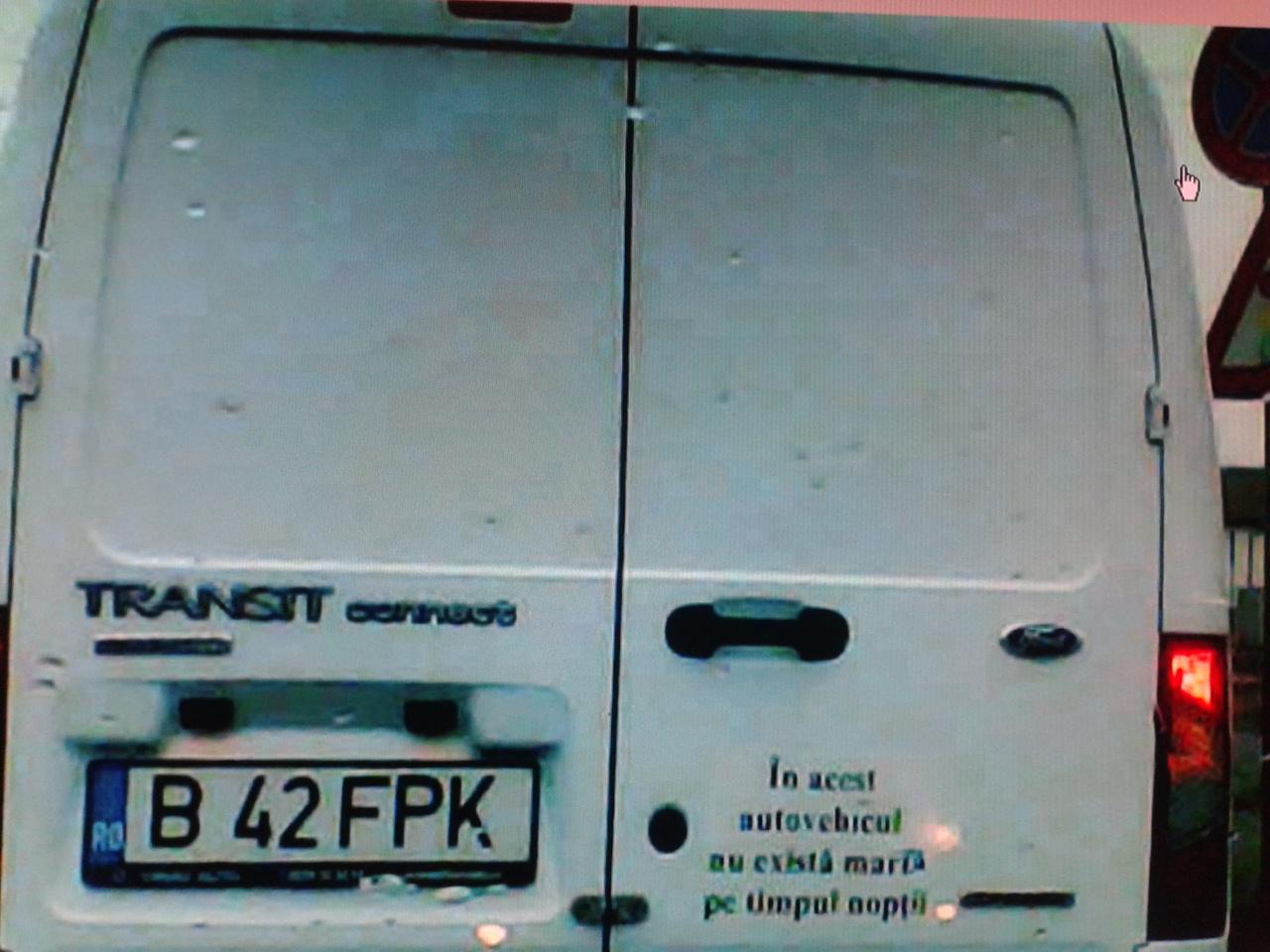 Anunt anti furt
