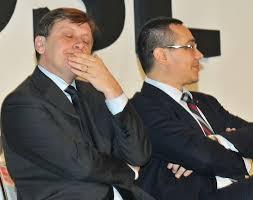 iubirea dintre Ponta si Antonescu