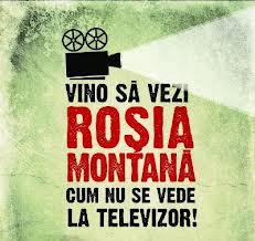 rosia montana cum nu se vede la televizor