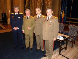 general Iliescu Mihai