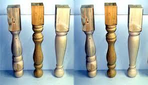 picior de lemn