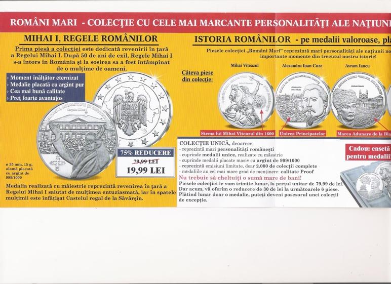 Medalie Mihai 1