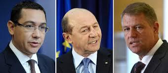 Ponta Basescu, Iohannis