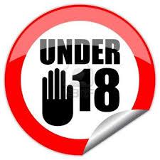 interzis sub 18 ani