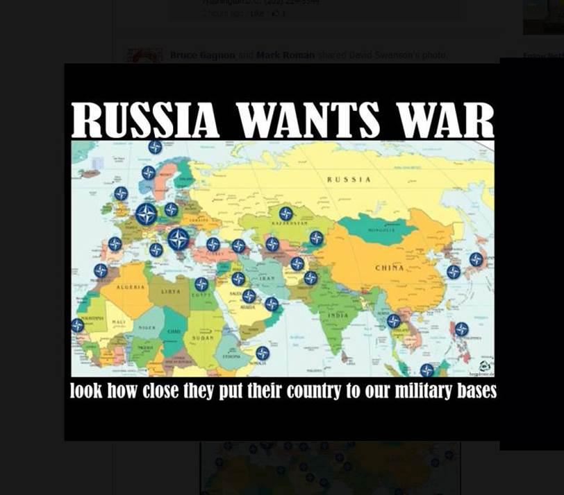 Rusia vrea razboi