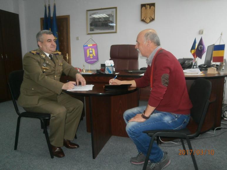 interviu Col Luca